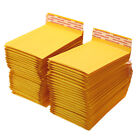 Kyпить 50/100/200/500 Kraft Bubble Mailers Padded Envelope Shipping Bags Seal Any Size  на еВаy.соm