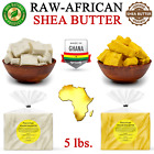 Внешний вид - Raw African Shea Butter 100% Pure Organic Unrefined Natural Bulk Wholesale 5 lbs