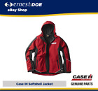 CASE IH SOFT SHELL JACKET - DICKIES WORKWARE - ADULTS TWO TONE
