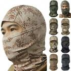 Army Military Tactical Camouflage Hunting Balaclava Face Cover Sniper Hatwear US