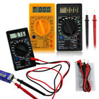 DT-830B LCD Digital Multimeter Electric Voltmeter Ammeter Ohm Tester AC/DC