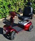 Shoprider Cordoba Mobility Scooter in Red
