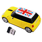 Cool BMW Mini Cooper Car Wireless Mouse Gaming mice for PC Laptop Mac Xmas Gift