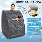 OppsDecor Folding Home Steam Sauna SPA Loss Weight Detox Therapy ZG01 01