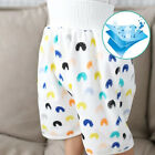 2in1 Waterproof and Absorbent Comfy Children Diaper Skirt Short for Baby Toddler