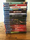 PS4 Games Shipped FREE Spider-Man NIOH Final Fantasy BRAND NEW and PRE OWNED