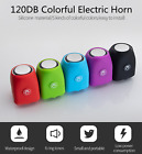 120db HORN electric BIKE BELL bicycle sound handlebar alarm ring frame safety