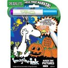 imagine ink Mess Free Marker 24-Page Game/Coloring Book - Select Style