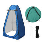 Portable Outdoor Shower Tent Camping Beach Toilet Privacy Changing Room NEW