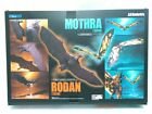 New S.H.MonsterArts Mothra 2019 & Rodan 2019 Figure Godzilla King of Monster