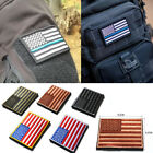 American Flag Embroidery Tactical Patch Armband Badge Backpack Stickers A12ca