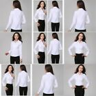 Top Floral New Casual Blouse Pullover T-Shirt Fashion Solid Tops O Neck Elegant