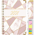 HARDCOVER 2021 Planner - (Nov 2020 - Dec 2021) Daily Weekly Monthly Planner