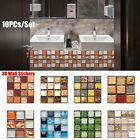 Bathroom Supplies Tile Stickers Wall Decals Stickers Home Decoration 3d