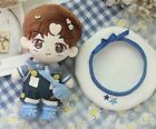 For Kpop Star Dope RM Jim Doll Clothes Outfit The Navy Suit Cosplay Props N