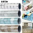 Anti-oil Self-adhesive Tile Wall Stickers Kitchen Bathroom Home Decoration New