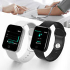 Smart+Watch+Heart+Rate+Monitor+Fitness+Tracker+Android+iOS+Smartwatch+Black