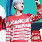 SUGA Loved Intarsia Sweater