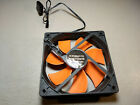 120mm PC Computer Case Cooling Fan 3-pin Molex Thermaltake Rosewill Apevia