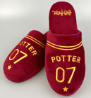 Unisex HARRY POTTER Quidditch 07 Adult Slippers