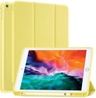 iPad 10.2 8th Gen 7th Gen Case Flip Cover Folio Full Body Rugged Pencil Holder