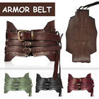 Middle Ages Vintage Wide Belt Knight Medieval Costume Cosplay Fancy Accessories