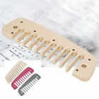 Comb Harmonica Part 10  Hole Small Harmonica Comb 104x31.8x5.6mm for Music Lovers