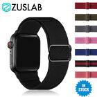 For Apple Watch Iwatch Band Se 6 5 4 3 2 1 Nylon Elastic Strap 44 42 40 38 Mm
