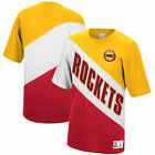 Houston Rockets Mitchell & Ness Play by Play Sport T-Shirt Tee Top...