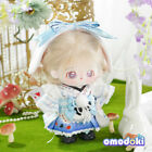 Hand Made Doll Clothing Clothes Outfits Fairy Tale Alice Kimono Maid Suit Cos OM