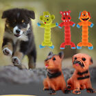 Rubber Monkey/Hippo/Dog Squeaky Dog Pet Chew Fetch Play Kids Toy Squeak Gift