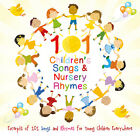 101 Young Children's Nursery Rhymes Songs CD Brand NEW