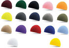 BEECHFIELD SOFT FEEL KNITTED BEANIE CAP HAT 17 COLOURS