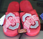 Ohio State BUCKEYES SLIPPERS NWT S M L XL