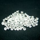 Round 1.5mm AA Cubic Zirconia White CZ Stone Lot