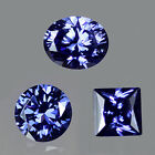 Simulated Tanzanite Cubic Zirconia CZ Cut & Size Choice