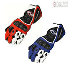 HELD Thrux Kevlar Sports Gloves Motorbike Motorcycle CE Protector Visor Wiper