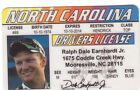 Choose One Plastic Collectors Card Dale Earnhardt Jeff Gordon Hulk Hogan ELVIS