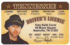 Pick 1 Toby Keith Faith Hill Shania Twain or Redneck Man Plastic Collectors item