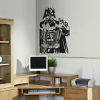 LARGE DARTH VADER STAR WARS CHILDRENS BEDROOM WALL STICKER ART TRANSFER DECAL