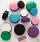 Super Size Polished Acrylic Plugs 30mm,28mm and 25.5mm