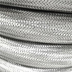 Stainless Steel Braided Fuel Hose - Select Size