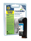 Remanufactured 45 Black Ink Cartridge for HP Photosmart 1000XI & more