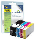 4 Remanufactured 920XL Ink Cartridges for HP Officejet Printers - Multipack