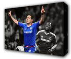 FRANK LAMPARD CHELSEA FC- GICLEE CANVAS ART