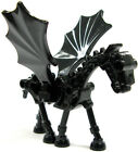 NEW LEGO HARRY POTTER THESTRAL FLYING HORSE black skeletal minifig 5378