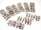 Wholesale Lot of Leopard Animal Print French Barrette Hair Clips for Women Girl