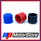 Silicone Hose End Caps 2 Pack - Blanking Plug Bung Stainless Steel Braided Braid
