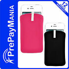 Soft Mobile Phone Pouch for Nokia, iPhone, Motorola, Samsung, Sony, LG, HTC,