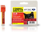 Compatible Jettec CLI-8Y Yellow Ink Cartridge for Canon Pixma Printers